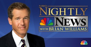 Brian Wlliams nightly news