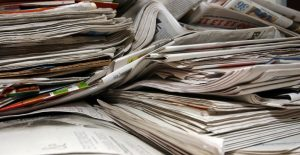 newspaper recycling- RSIZE